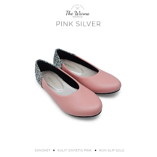 PINK SILVER THE WARNA