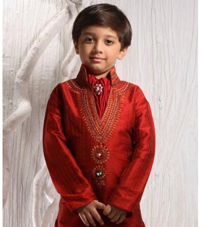 FANCY KURTA DESIGNS STYLE COLLECTION FOR KIDS BOYS 2013 ...