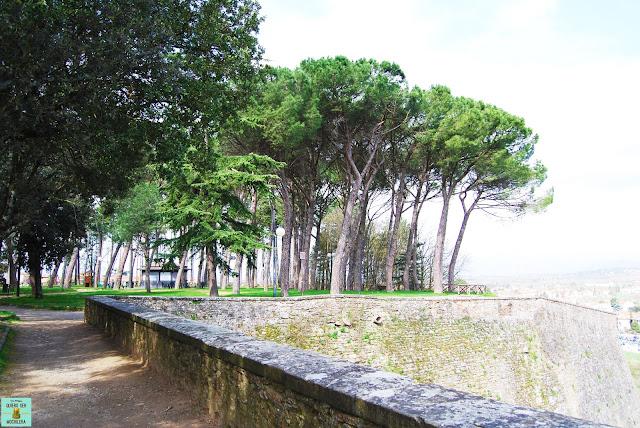 Fortaleza Medicea de Arezzo, Toscana