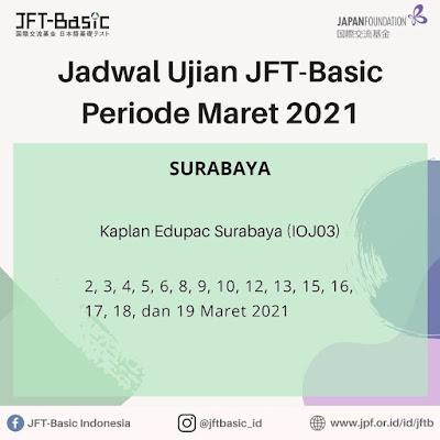 JFT Basic Surabaya