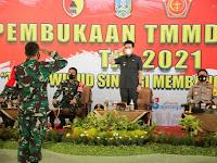 TMMD 110 Bojonegoro, Perekat Elemen Masyarakat