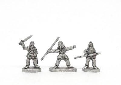 PER6 Saka Hauma/Asia Hillmen spearmen (20)