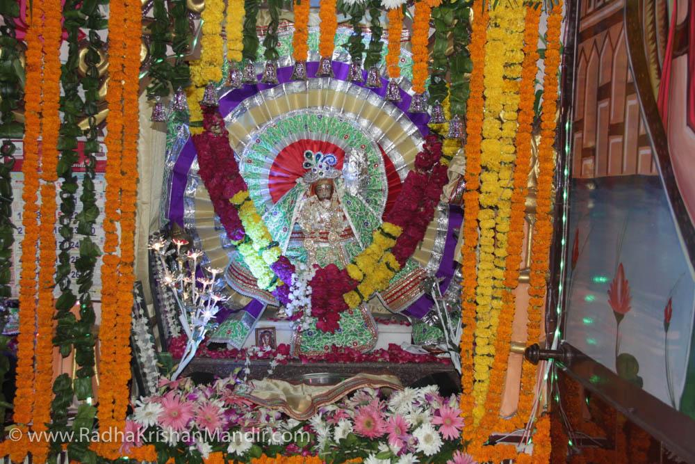 pictures of radha krishna mandir