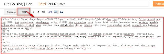 HTML-EkaGoBlog.com
