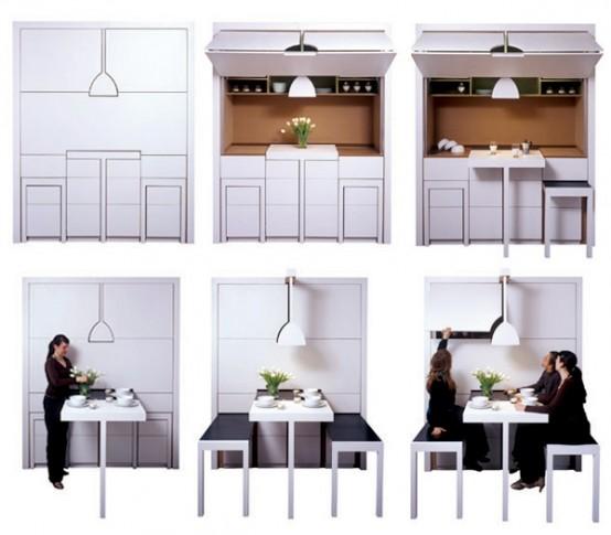 Mini Modern Kitchen Design: Home Modern: Mini Kitchen Design For A Small Room