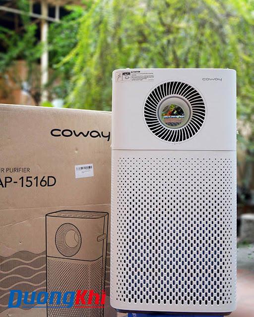 Vì sao nên mua máy lọc không khí vào mùa nóng?