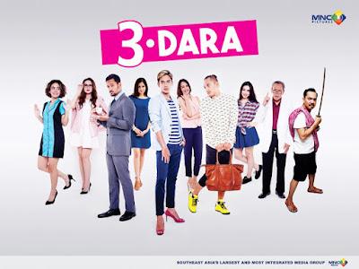 Film 3 Dara 2: Male Chauvinist Vs Kesetaraan Gender