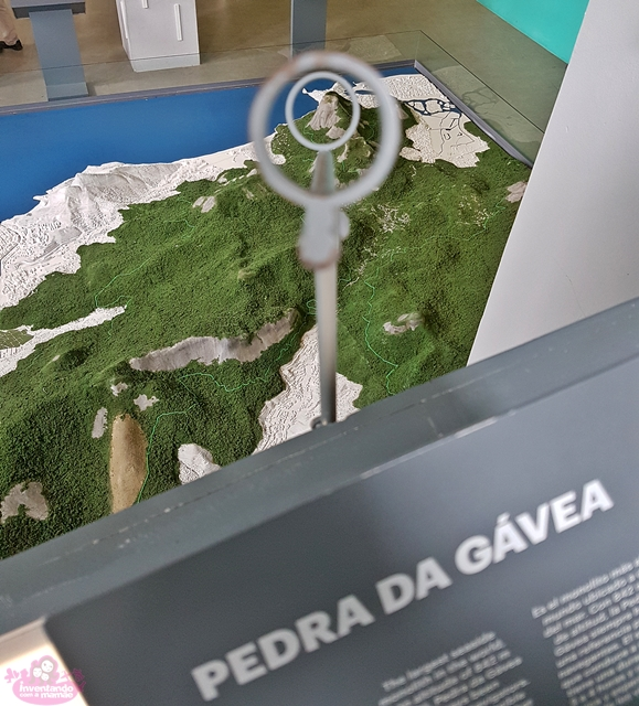 Centro de visitantes das Paineiras
