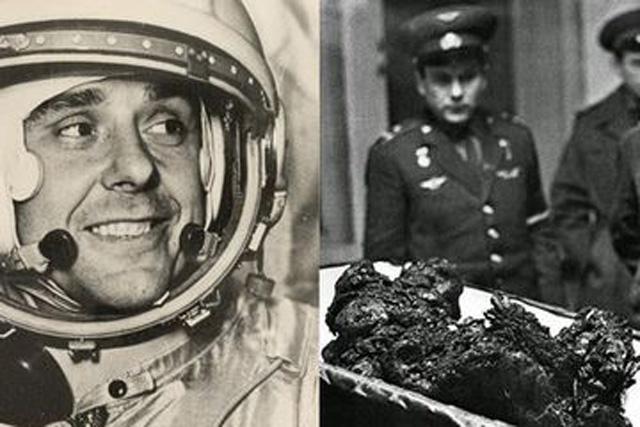 Tragisnya nasib astronot Uni Soviet