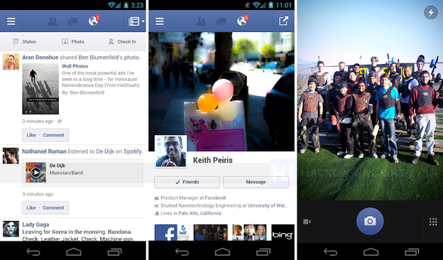 Facebook  apk Android App Version 1 9 2 Download ~ Pc