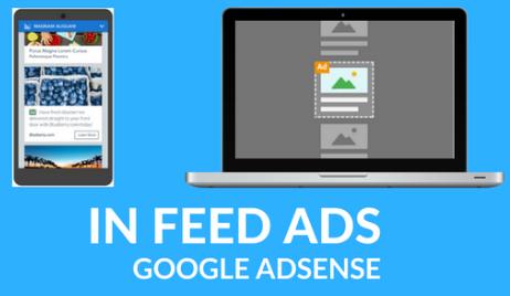 Cara Memasang Iklan In-Feeds di Blogspot