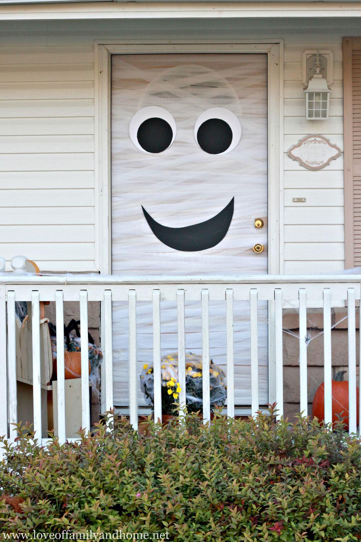 Inexpensive Last Minute Halloween Decorations Love Of