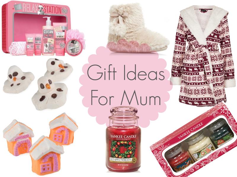 Leanne Marie Christmas Gift Guide Series 1 Mum