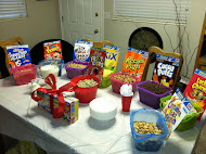 Cereal Party!