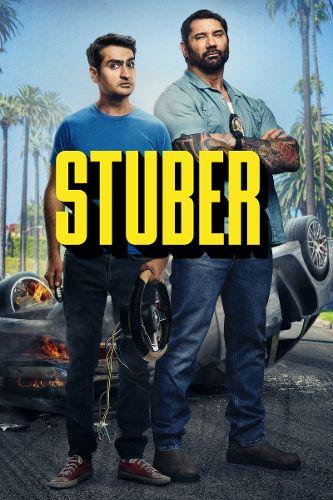 Stuber [2019] [DVDR] [NTSC] [Latino]