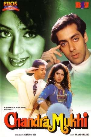 Download Chandra Mukhi (1993) Hindi Movie 720p DVDRip 1.2GB