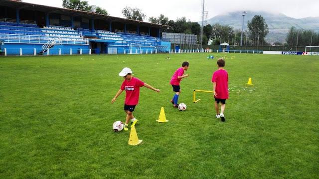 VII Campus de Fútbol Petronor