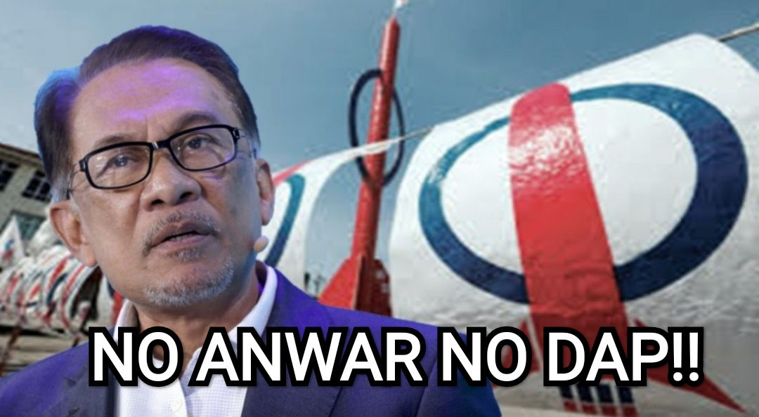 Kini terbukti 'No Anwar, No Dap' sudah tidak relevan lagi