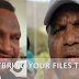 """""""BRING YOUR FILES TO COURT"""" - MARAPE"""