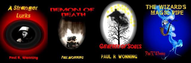 Dark Fantasy Novel Series