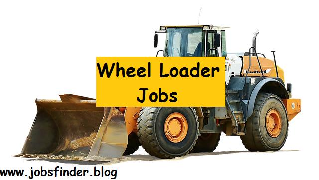 Wheel Loader Operator Jobs - Drilling Rig Jobs