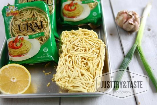 Resep Mi Tim Ayam Jamur Feat Mi Burung Dara Just Try Taste