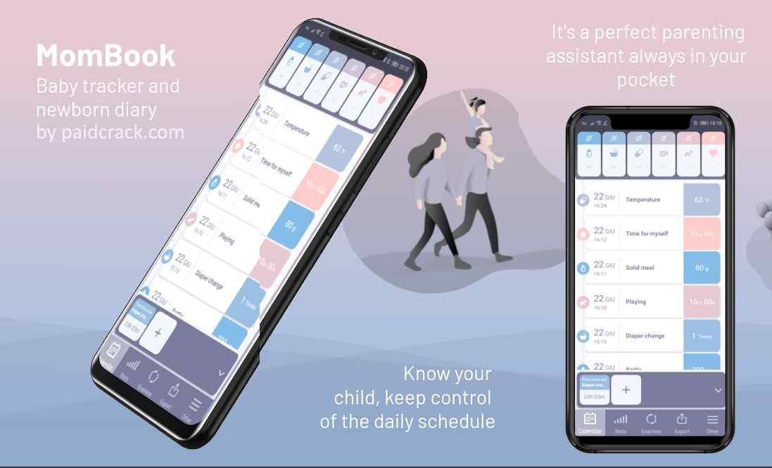 BabyBook Journal - Tracker & Newborn Diary Mod Apk 1.0 [Paid]
