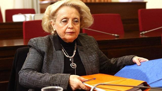 Ευρωπαϊκές διαστάσεις έλαβε η καθαίρεση Βασιλικής Θάνου από την Επιτροπή Ανταγωνισμού - Εκδήλωση στο Ευρωπαϊκό Κοινοβούλιο