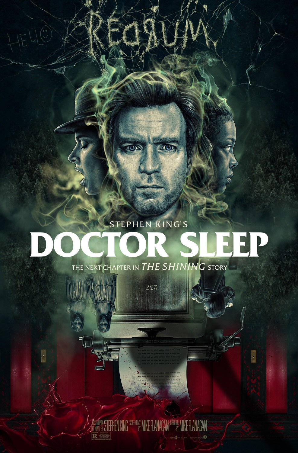 Doctor Sleep 2019 Dual Audio 720p CAMRip [Hindi – English]