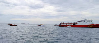 Operasikan 15 Kapal dan RIB, Dirjen Hubla Semangati Personil  SAR