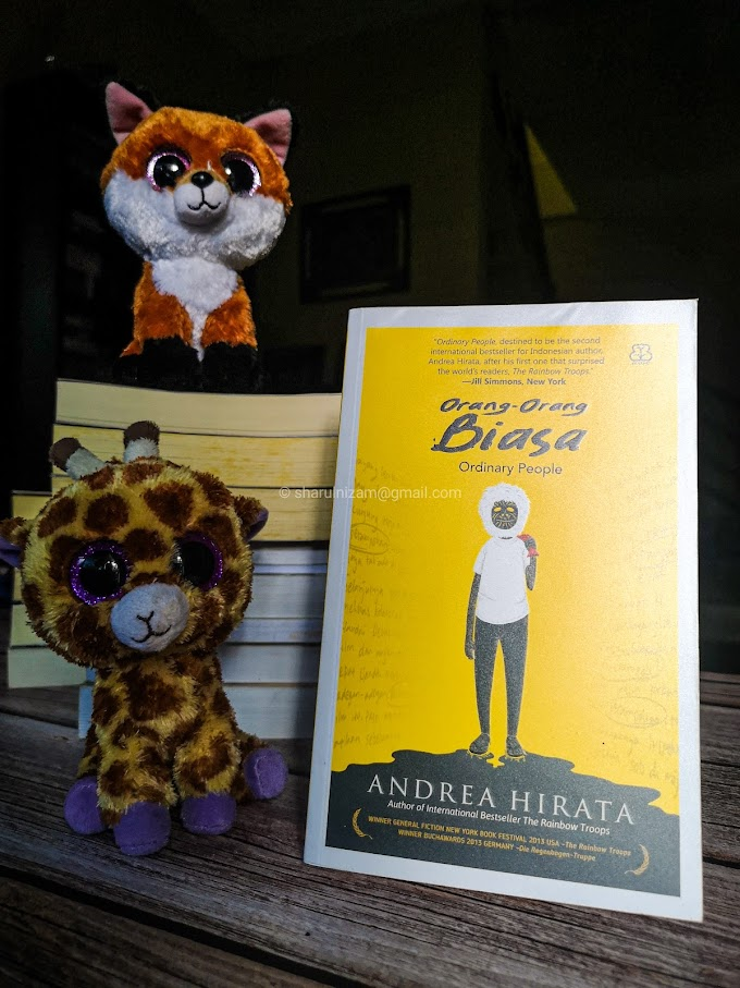 [Ulasan Buku] Orang-orang Biasa Oleh Andrea Hirata