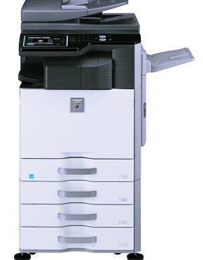 Sharp DX-C400FX Printer PCL6 Windows