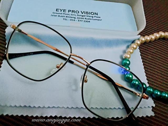 kedai cermin mata Eye Pro Vision