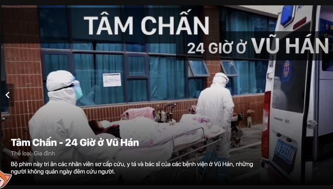 Phim tâm chấn: 24 giờ ở Vũ Hán vietsub
