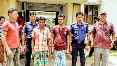 Detained accused in more than one case arrested in Dhobaura