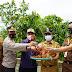 Pemko Tebingtinggi Gelar Panen Bersama Upayakan Sektor Pertanian Terus Produktif