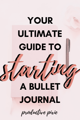 Bullet Journaling: What Is It?