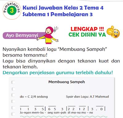 Kunci Jawaban Kelas 2 Tema 4 Subtema 1 Pembelajaran 3 www.simplenews.me
