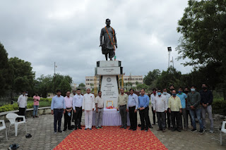 Memorial lecture organized at Mohanlal Sukhadia University on the birth anniversary of , Mohanlal Sukhadia