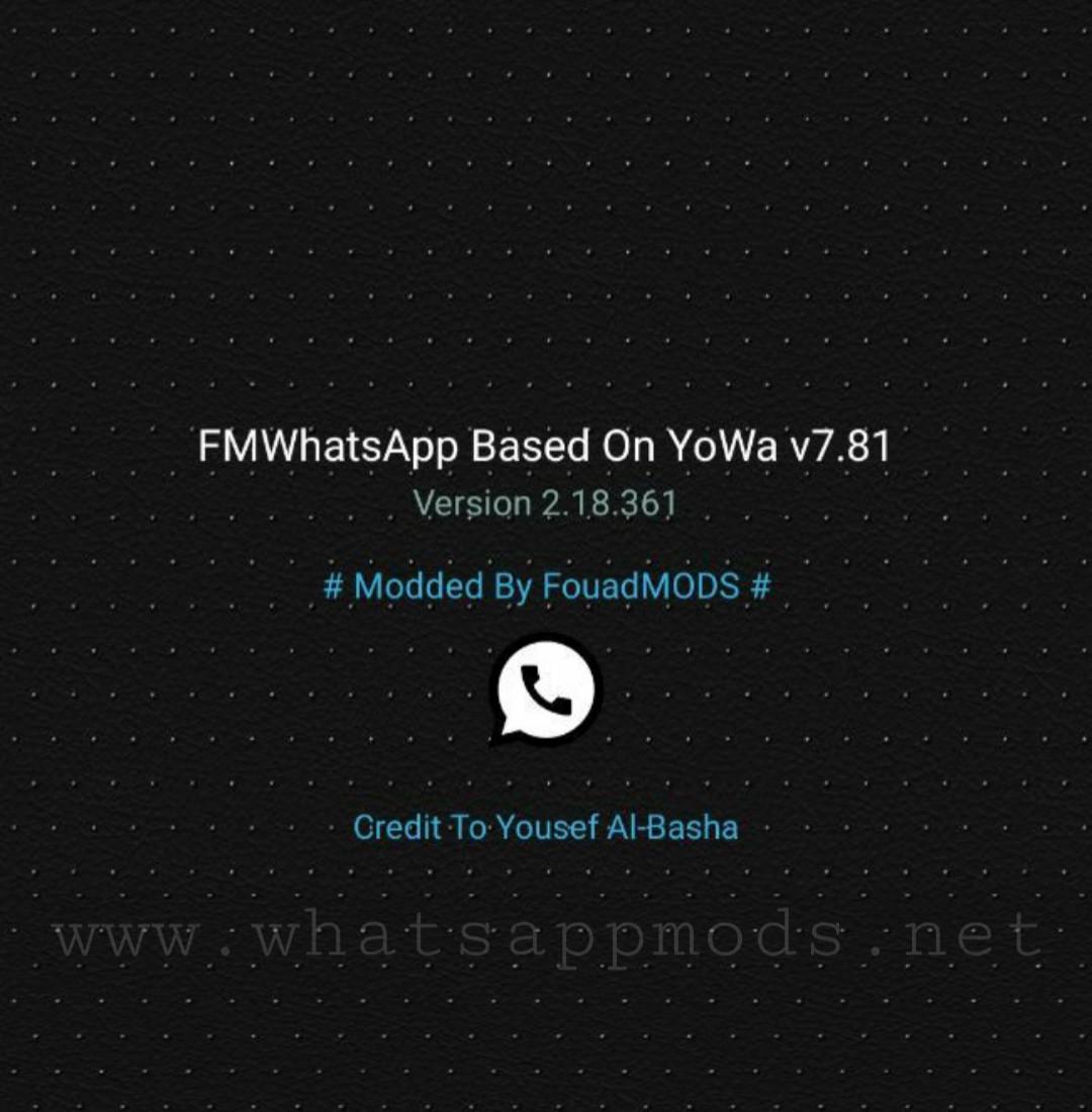 download fouad whatsapp versi 7.81 mod apk terbaru 2019