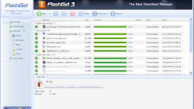 Mengenal Flash Get Aplikasi Subtitusi IDM