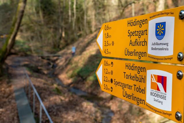 Riedwiesen und Steiluferlandschaften am Überlinger See Etappe 4: Von Sipplingen durch die Steiluferlandschaft nach Überlingen | Wandern Bodensee 8