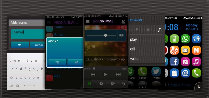 more screenshot prism for nokia Asha 311, Asha 310, Asha 309, Asha 308, Asha 306, Asha 305