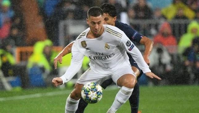 Hazard advises Zidane to sign The Jewel of Belgium