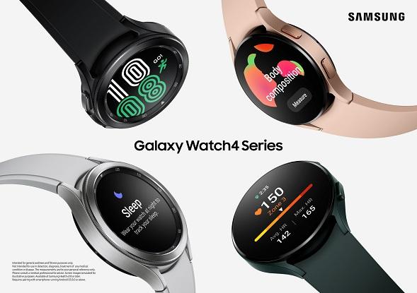 Samsung Galaxy Watch4 and Galaxy Watch4 Classic
