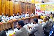 Polres Majene Gelar Sosialisasi Integritas Pelayanan Publik