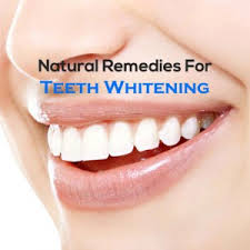 Teeth Cleaning Home Remedy