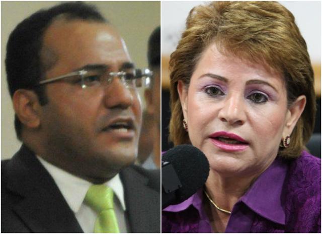 Ratifican condena contra Salvador Holguín