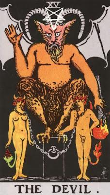 Diabo, Pan, Deus Pan, Fauno, Deus dos Bosques, Deus Cornífero, Mitologia, História, Tarot, Arcano XV