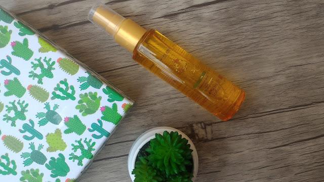 Guapabox Septiembre - Aceite en spray Eleo de Oriflame